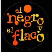 El Negro y el Flaco